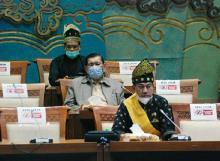 Soal Kericuhan Jelang Rapat dengan Komisi VII DPR, Datuk Syahril: Tempat Terbatas Sesuai Prokes Covid-19