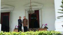 Bertemu di Istana Negara, Hal Ini Dibicarakan Jokowi dengan SBY