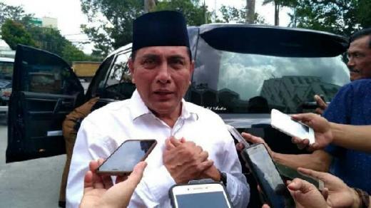 Pastikan KLB Demokrat di Sumut Tak Berizin, Gubsu: Itu Perbuatan Tidak Benar!