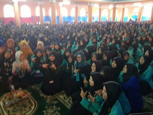 Roadshow Kebangsaan, Mbak Tutut: Jadikan Indonesia Bangsa yang Dihormati Dunia