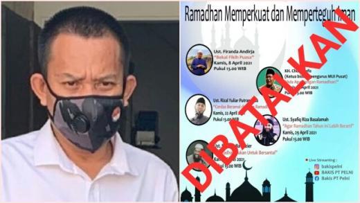 Dianggap Radikal, Komisaris PT Pelni Copot Pejabat yang Gelar Kajian Online untuk Ramadan