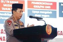 Beruntung PB ISSI Dapat Listyo Sigit Prabowo