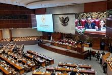 DPR Setujui Pengubahan Kementerian yang Diajukan Presiden