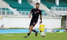 Diego Michels Tambah Porsi Latihan
