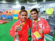 Cetak Sejarah, Eko Raih Medali Tiga Olimpiade