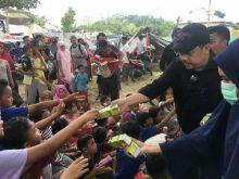 Korban Meninggal di Lombok Capai 259 Orang, Evakuasi dan Bantuan Pengungsi Terus Dilakukan
