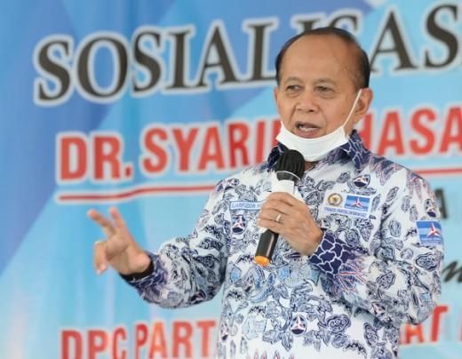 Agar Ekonomi Meningkat, Syarief Hasan: Harus Dibangun Exit Tol Langsung ke Indramayu