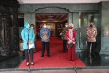 Pertamina Sumbang Masker Senilai Rp1 Miliar