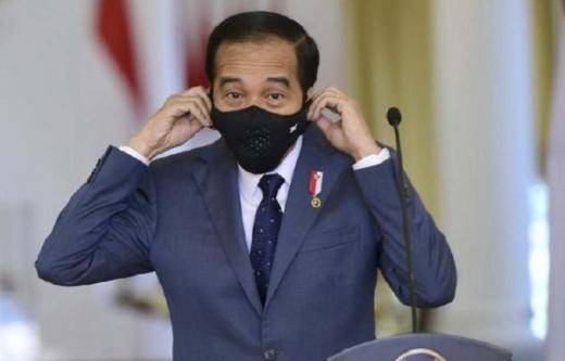 Kasus Corona Tembus 200 Ribu, Jokowi Mulai Siuman