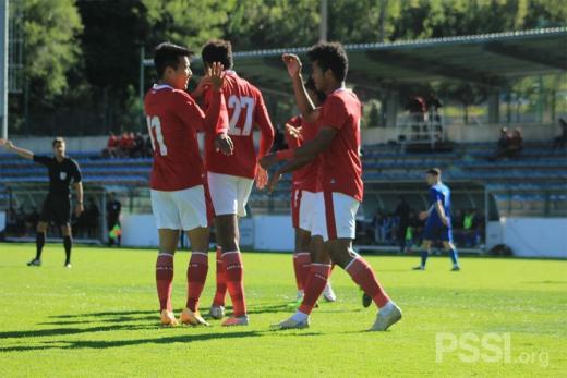Shin Tae-yong Apresiasi Kemenangan Timnas U 19