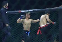 Silat Bebas Indonesia Tampil di One Pride MMA