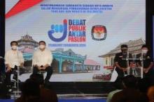 Cegah Klaster Pilkada, Debat Pilkada Riau Berlangsung tanpa Panelis