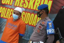 Sebut Polisi Pengemis Berseragam, Sopir Truk Ayam Diciduk