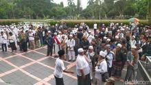 Sambut HRS, Massa dari Ciamis Bertolak ke Jakarta Gunakan 12 Bus