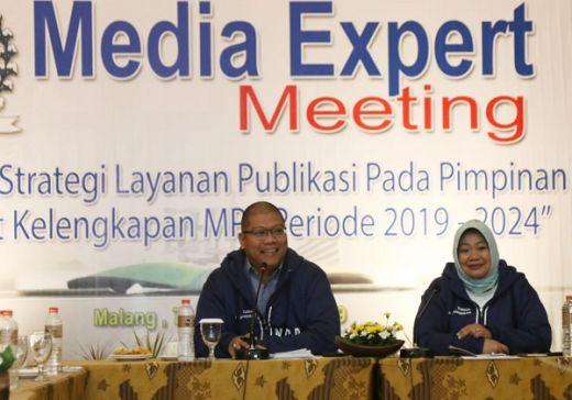 Hubungan Humas MPR dengan Media Sudah Terjalin Secara Massif dan Kompak
