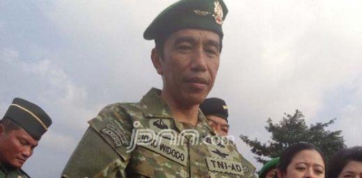 Ssttt... Jokowi Mulai Tak Nyaman dengan Manuver Panglima TNI, Benarkah?