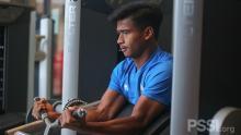 Timnas U !9 Indonesia Jalani Latihan di Gym