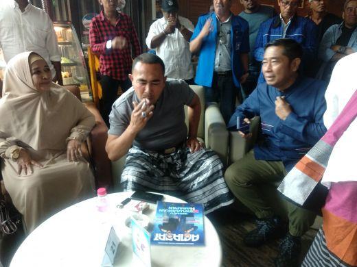 Rawan Ancaman, Umar Samiun Turun Tangan Netralisir Pendukung Mulfachri di Lapangan