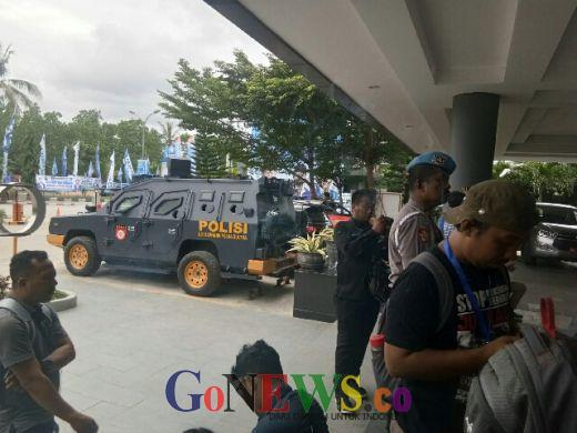 1.400 Personel TNI-Polri Amankan Kongres PAN di Kendari