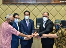 Junimart Girsang Jabat Wakil Ketua Komisi II DPR RI dari PDIP