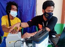 Suku Anak Dalam Syukuri Kemudahan Mendapatkan KK dan KTP-el