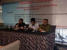 Soal Pilkada Lawan Kotak Kosong, Prof Aminudin: Semua yang Dipaksakan Itu Pasti tidak Demokratis