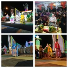 Malam Ini, Grand Final Puteri Pariwisata Kota Parepare di Monumen Cinta Sejati Ainun-Habibie