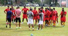 Grassroots Football Day 2017 di Stadion Patriot Bekasi