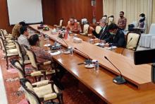 GKSB DPR RI Sarankan Palestina Belajar dari Sejarah Indonesia