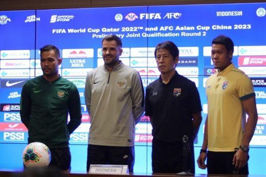 Timnas Indonesia Siap Menjawab Keraguan