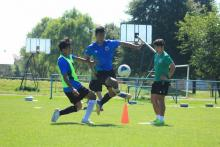 Timnas U 19 Indonesia Jalani Recovery Training