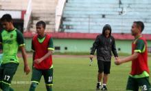 Pelatih Persebaya Mulai Atur Intensitas Latihan