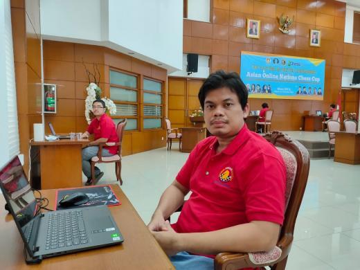 Tim Catur Indonesia Tahan Unggulan Kelima