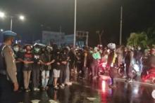 Ratusan Orang Ditahan, Demo Tolak Ciptaker 3 Hari di Padang Kondusif
