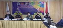 Kejurnas Binaraga Fitness Master Indonesia Jadi Ajang Seleksi SEA Games Hanoi 2021