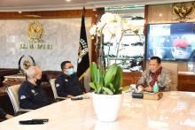 Ketua MPR Ngaku Bangga, IMI Masukkan 4 Pilar MPR di Anggaran Dasar IMI