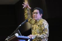Gus Menteri Yakin UU Cipta Kerja Kuatkan BUM Desa sebagai Badan Hukum