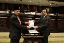 Tindaklanjuti Hasil Pemeriksaan BPK RI, DPD Ingin Tata Kelola Keuangan Daerah Transparan dan Akuntabel