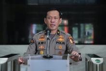 Polri: Kasus HRS di Polda Jawa Barat Sudah Ditutup
