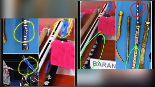Heboh di Twitter, Netizen Curigai Senjata Barang Bukti Laskar Mirip Barbuk Kriminal Polres Ngawi