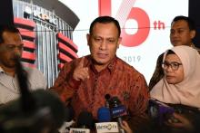 KPK Kejar Pemalsu Sprindik Erick Thohir