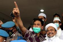 Rekening Pribadinya Diblokir, Munarman: Rezim Zalim! Ibu Saya Sakit, Itu Uang untuk Berobat