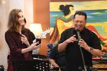 Gandeng Tina Bule dan Anna Bule, Bamsoet Channel Undi Give Away Putaran 13