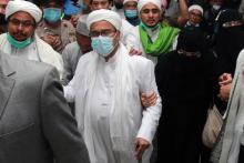 Kasus Tes Swab, Habib Rizieq-Dirut RS UMMI Jadi Tersangka