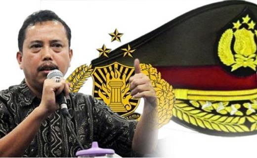 Kabar Jokowi Tunjuk Listyo Sigit jadi Calon Kapolri, IPW Bilang Begini...