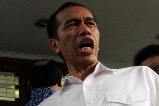 Dengan Nada Tinggi, Jokowi: Setahun Berapa Subsidi Pupuk? Rp30-an triliun Atau Berapa Bu Menteri Keuangan?
