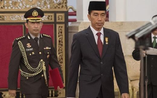Benarkah Jokowi Resmi Tunjuk Listyo Sigit Prabowo Sebagai Calon Kapolri Baru?