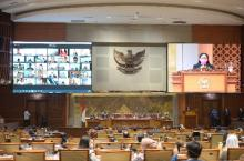 DPR Dinilai Perlu Memastikan Ketersediaan Informasi Publik