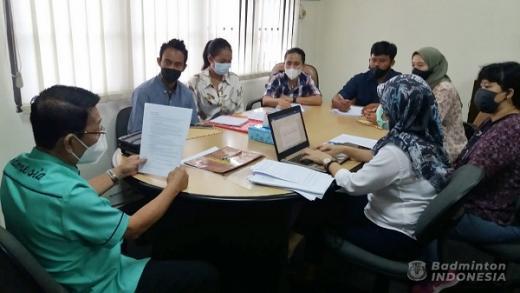 PP PBSI Dampingi Pemain Ajukan Banding ke CAS
