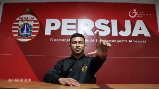 Osvaldo Pemain Ketujuh Direkrut Persija